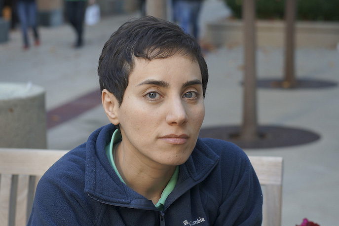 Professor Maryam Mirzakhani is the recipient of the 2014 Fields Medal, the top honor in mathematics. She is the first woman in the prize's 80-year history to earn the distinction. The Fields Medal is awarded every four years on the occasion of the International Congress of Mathematicians to recognize outstanding mathematical achievement for existing work and for the promise of future achievement.